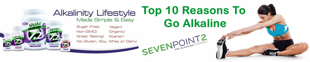 HighStreamHealing Top 10 Reasons To Go Alkaline